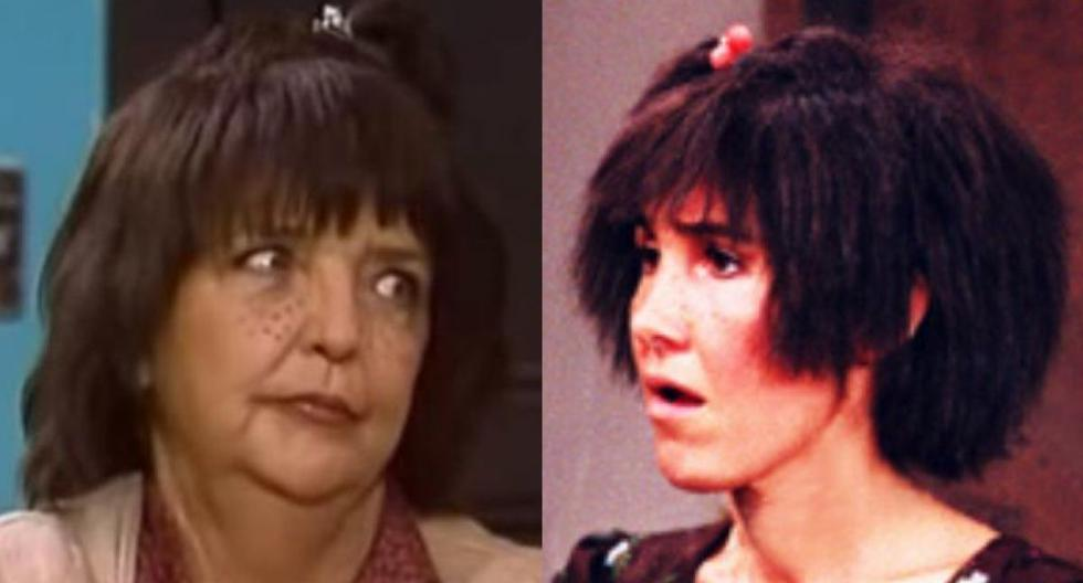 Anabel Gutiérrez, the actress from Chespirito who denounced the mistreatment of Florinda Meza