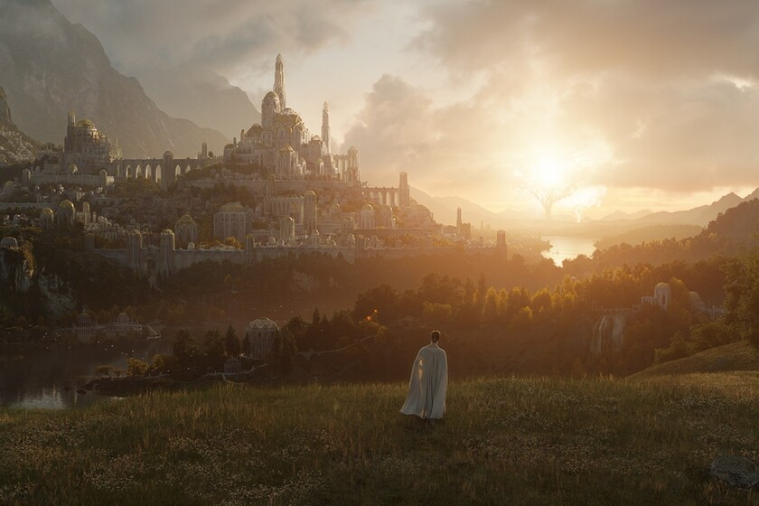 'The Lord of the Rings': Amazon releases first image and release date of long-awaited series based on Tolkien's work