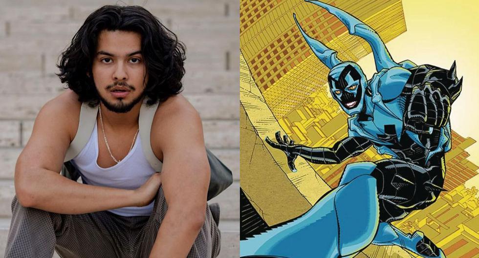 "Xolo Maridueña will be ""Blue Beetle"", the Latin superhero of DC Comics, in a new film"