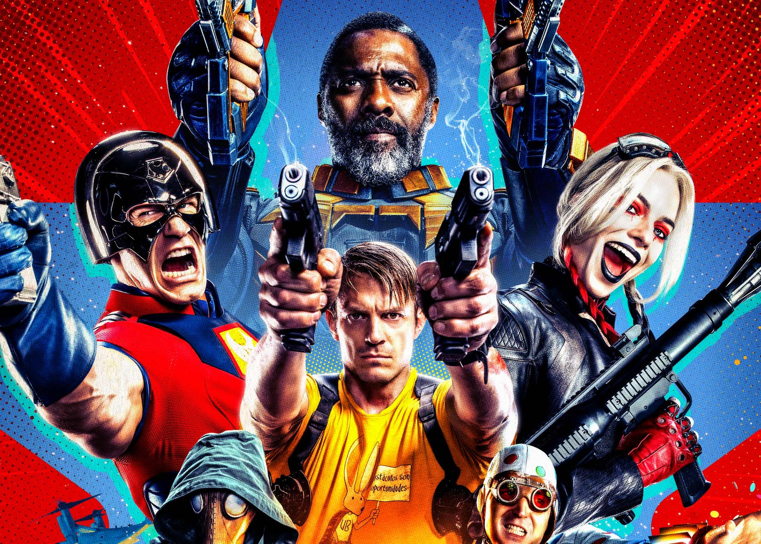 James Gunn's 'Suicide Squad' is a huge success thanks to Marvel's mistakes