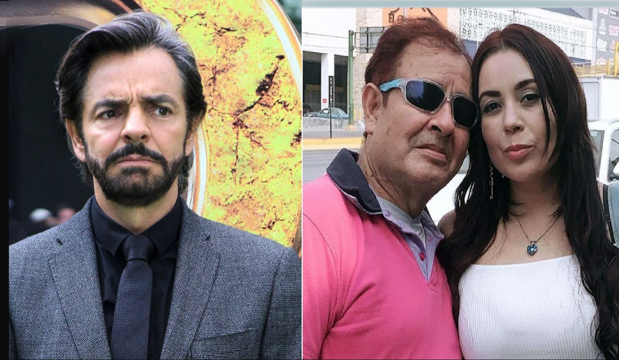 Eugenio Derbez confirms that Sammy's girlfriend disappeared when he saw the hospital bill
