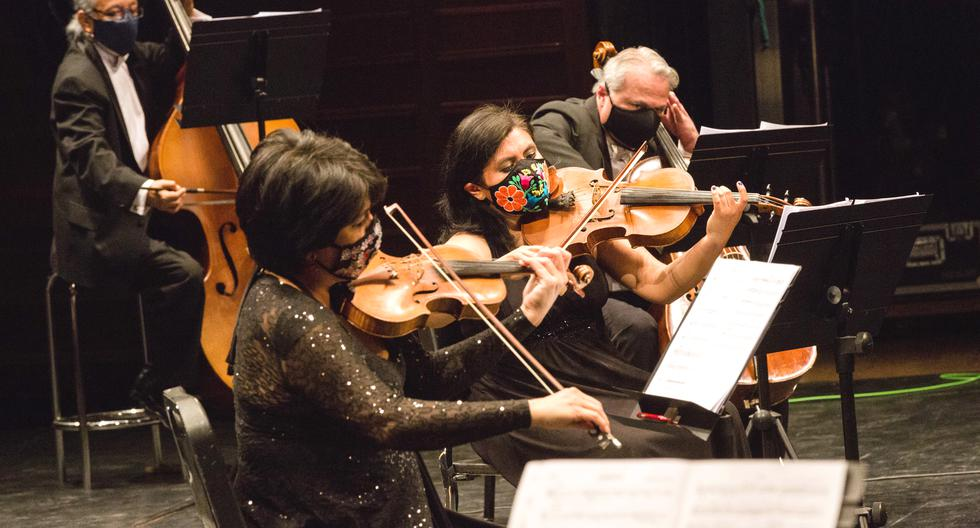 """The National Symphony presents live """"Peruvian Aires"""", its return to face-to-face concerts"""