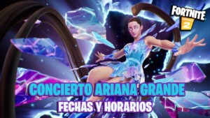 Ariana Grande Event in Fortnite: Rift Tour; date, time and how to watch the concert online - MeriStation