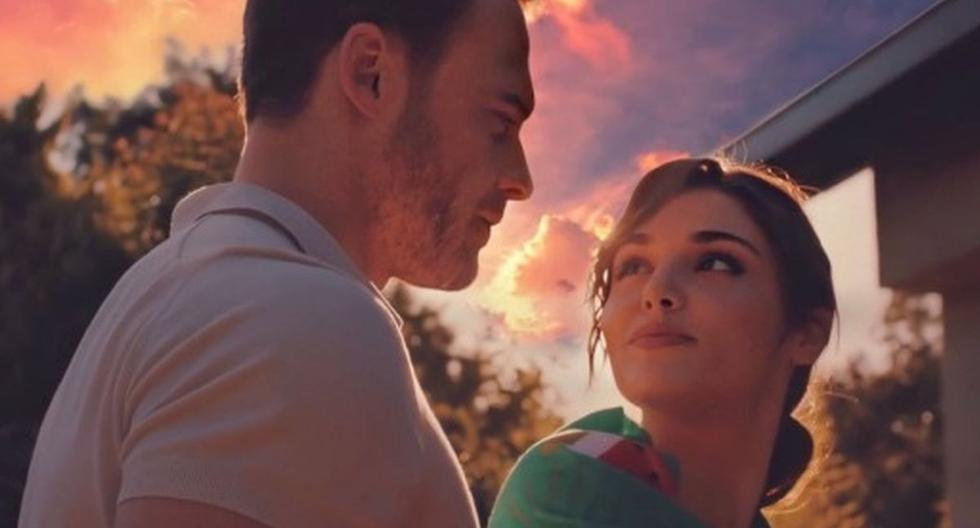 """""""Love Is in the Air"""": the best moments of Eda and Serkan for the second season"""