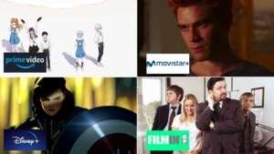 Movie and series premieres on Amazon Prime Video, Disney +, Movistar + and Filmin in the week of August 9 to 15