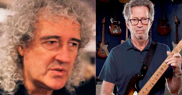 Brian May (Queen) Charges Against Vaccines And Reacts To Eric Clapton's Position | MariskalRock.com