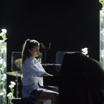 Amaia returns to Pamplona, dazzles in the Ciudadela and ends with a jota