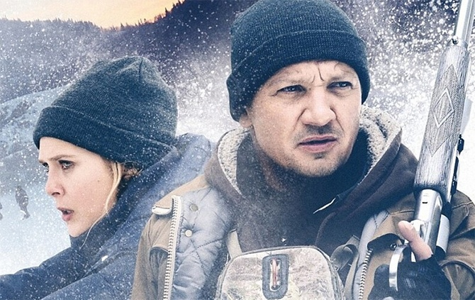 Jeremy Renner could have won the Oscar but nobody noticed