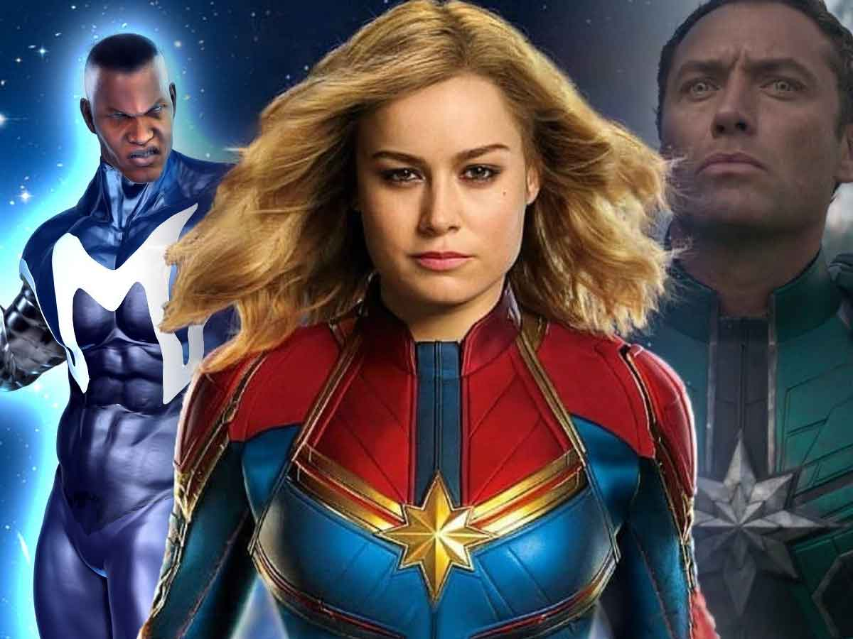 Captain Marvel 200 the Marvels Will Add 200 Surprising Characters ...