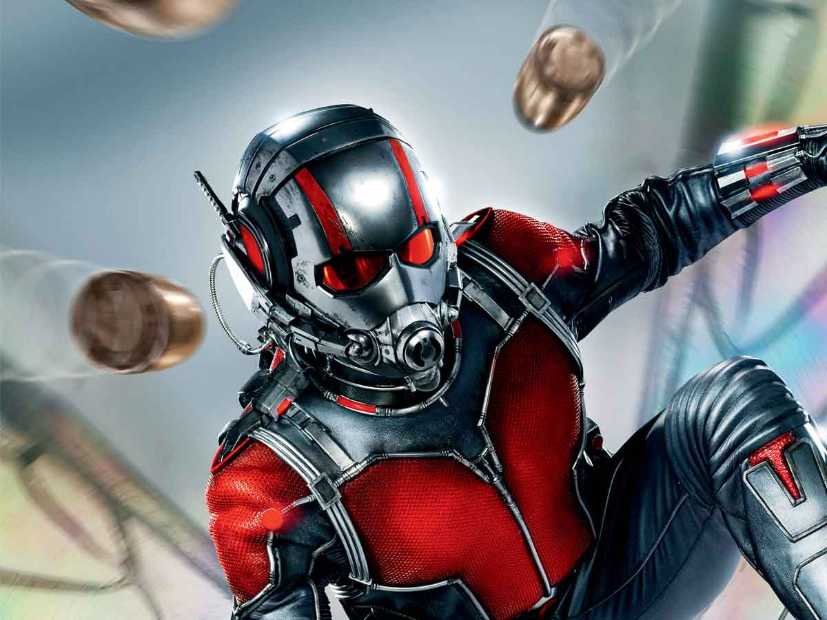 Actor complains because he won't be in Ant-Man and the Wasp: Quantumania