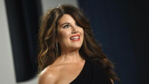 """Monica Lewinsky talks about her """"biggest regret"""" at the premiere of her new series"""