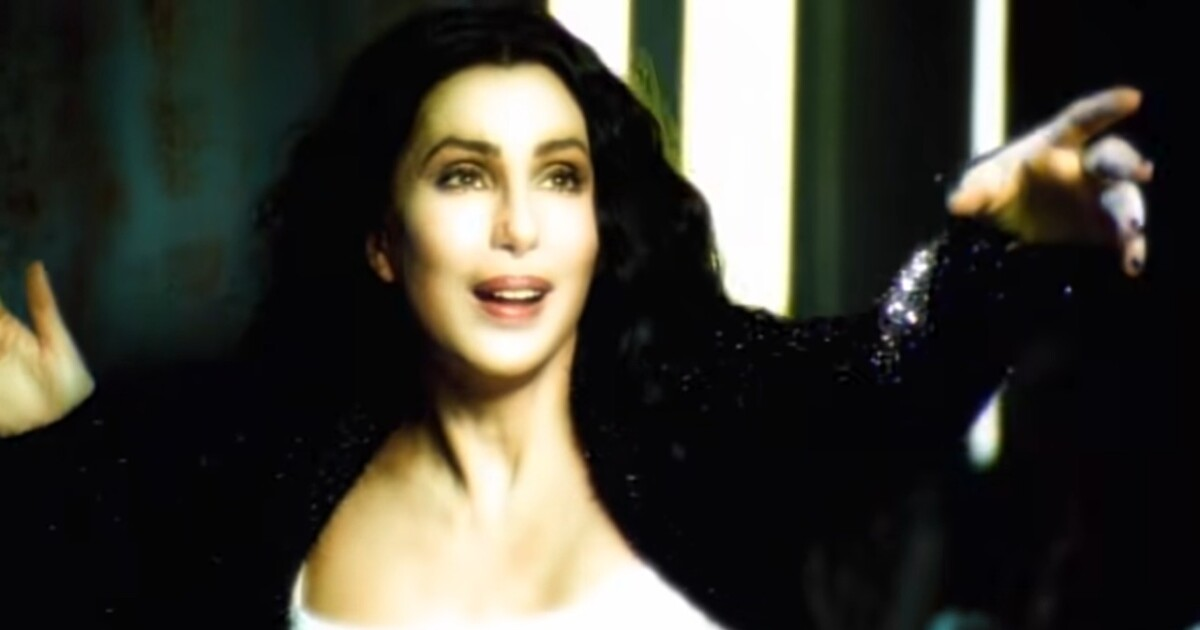 Cher's 'Believe', the song that prompted the use of autotune in pop music