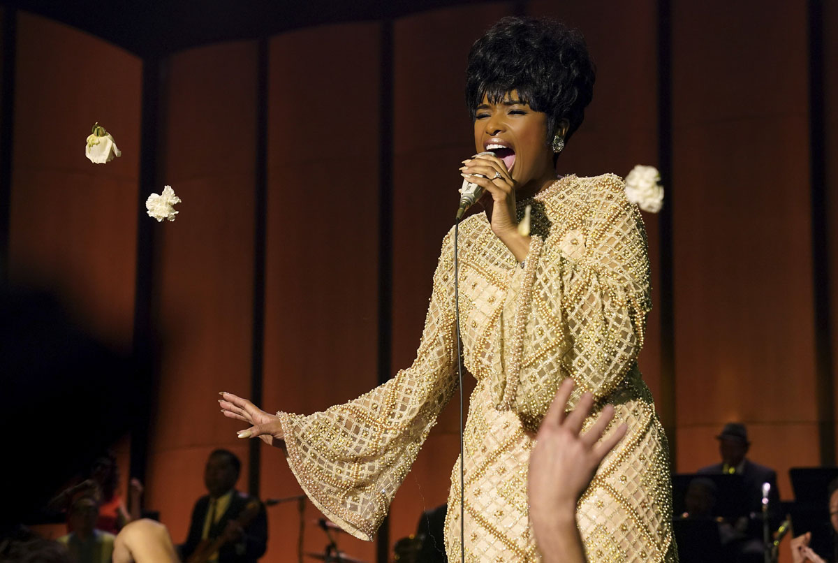 """Jennifer Hudson is Aretha Franklin in """"Respect"""": trailer and exclusive images - La Noticia"""