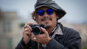 Johnny Depp, Donostia Award at the San Sebastian Festival