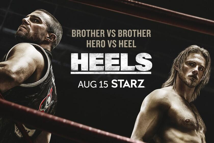 1629051699 Heels is one of the best premiere series so far