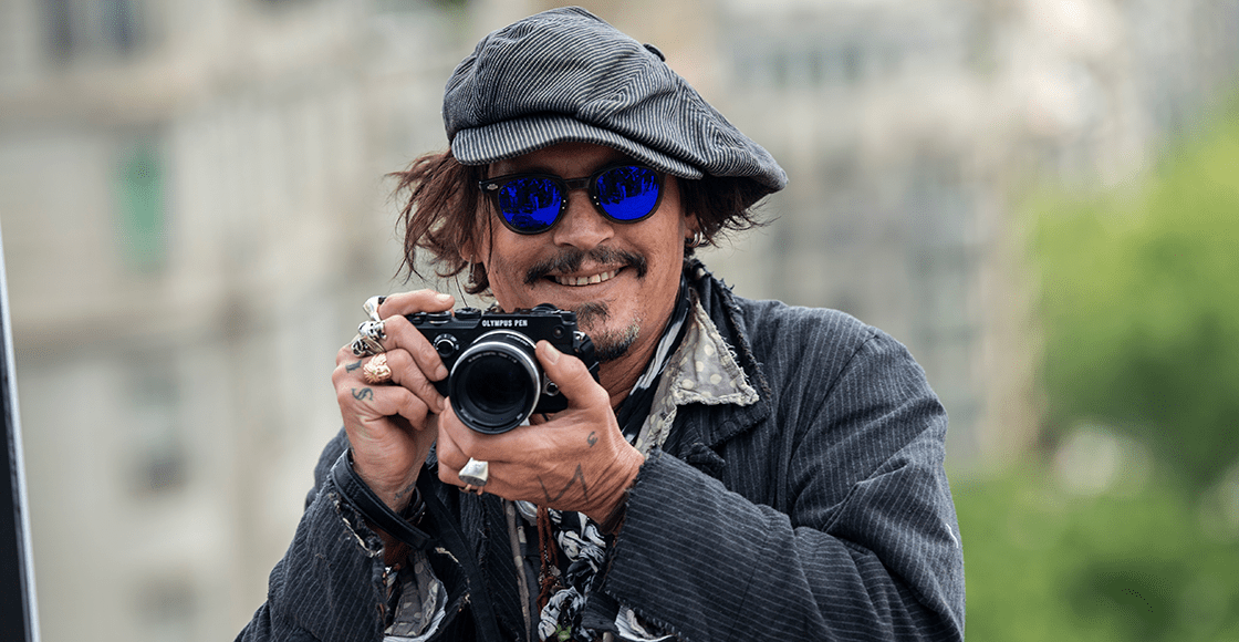 Come along! Johnny Depp says there is a boycott against him in Hollywood