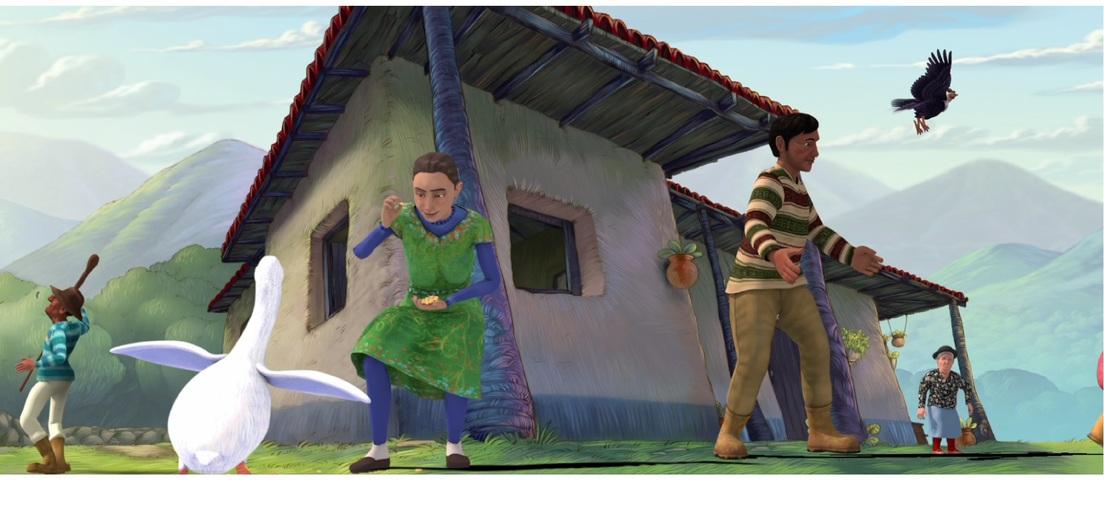 1629151422 522 Kaporito le premier long métrage d'animation réalisé au Venezuela sur