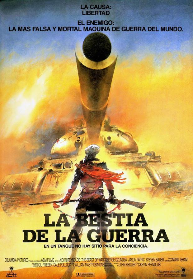 """The beast of war"", 1988 film."