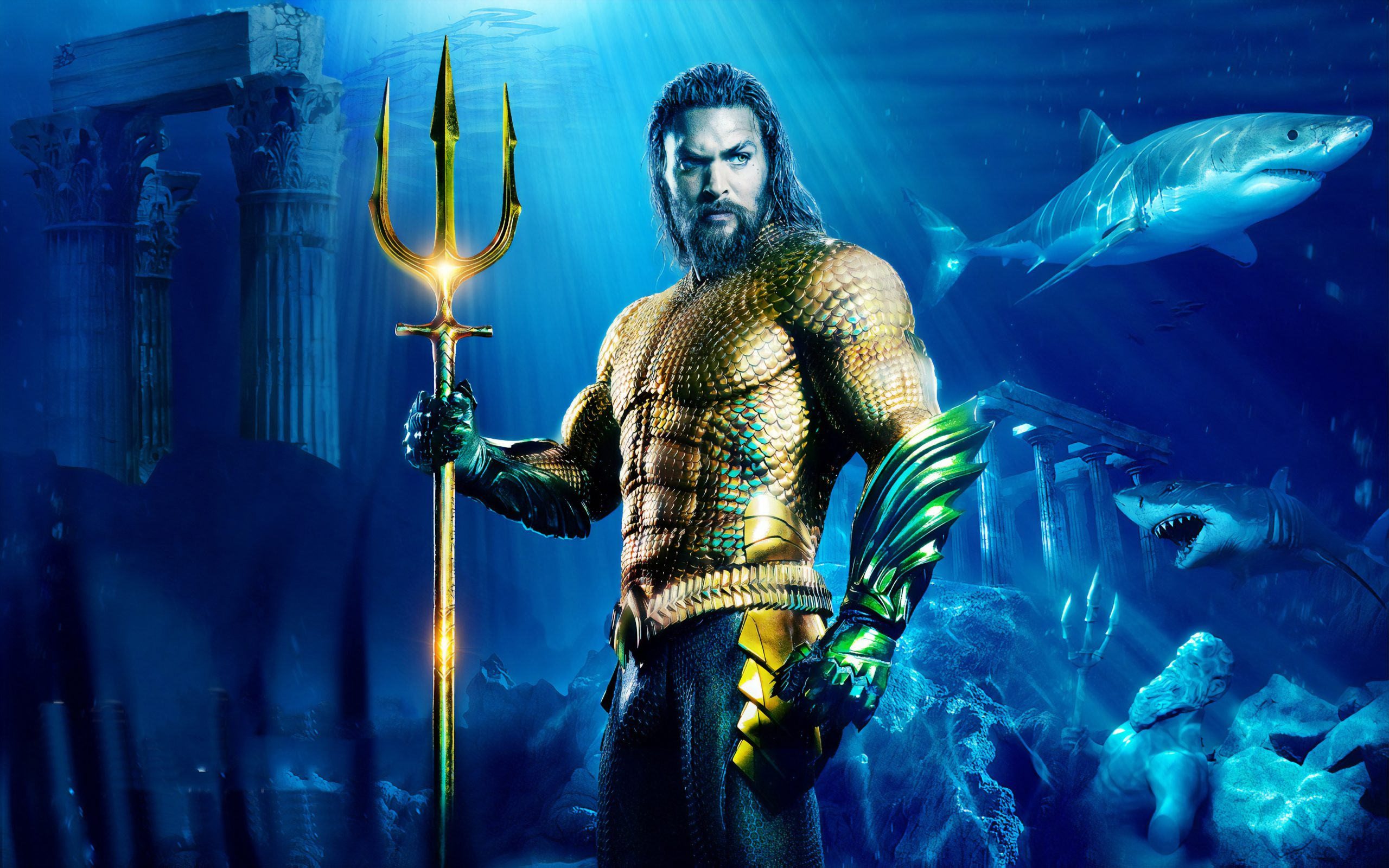 Warner has a plan to avoid a lawsuit from Jason Momoa over the possible premiere of 'Aquaman 2' on HBO Max