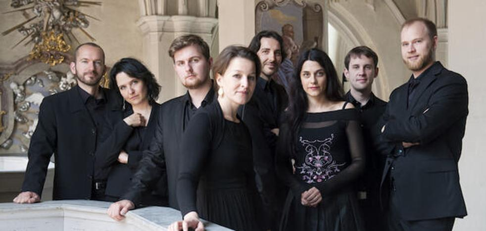 The 'Fortnight Andante' programs concerts in towns in Gipuzkoa, Álava and Navarra