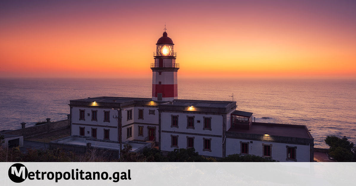 A series of concerts in five Galician lighthouses: discover who will perform at the Cabo Silleiro lighthouse - Metropolitano