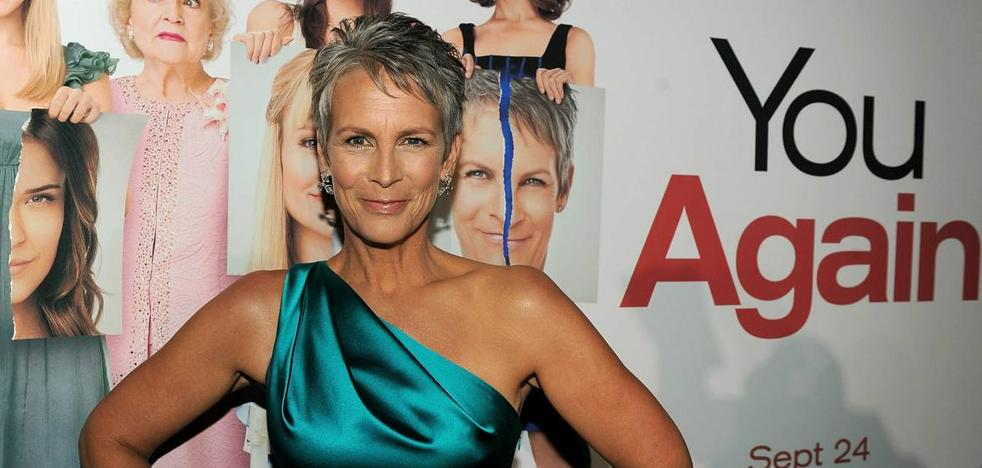 Jamie Lee Curtis, much more than the 'scream queen'