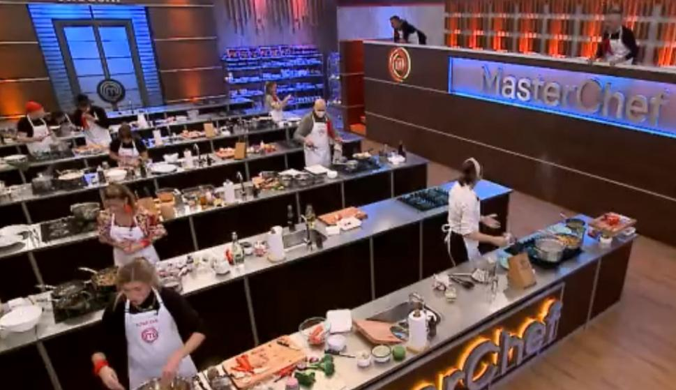 """""""MasterChef: Celebrity 2"""" already has its first eliminated, between tears and Asian cuisine"""