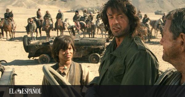 The forgotten scene of Rambo and his friendship with Afghan Islamists that surprises Twitter