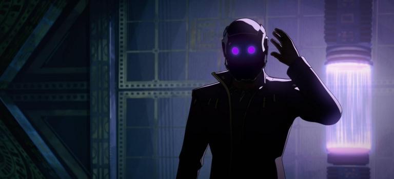 T'Challa aka Star-Lord dans l'épisode 2 de Et si... ?