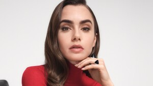 Lily Collins knows which watch is best for elegant women
