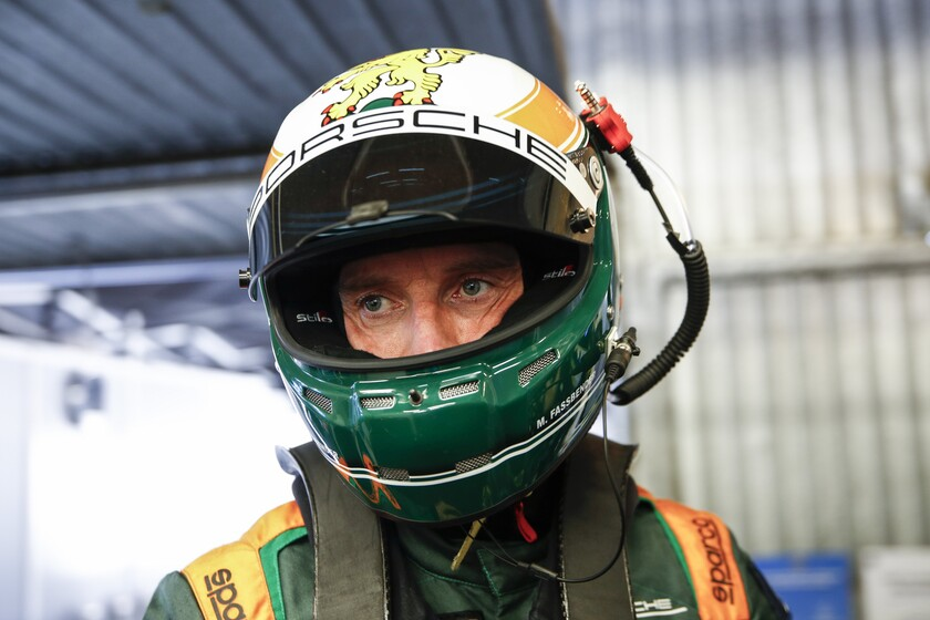 The spirit of Steve McQueen returns: Michael Fassbender to drive a Porsche in the 24 Hours of Le Mans 2022