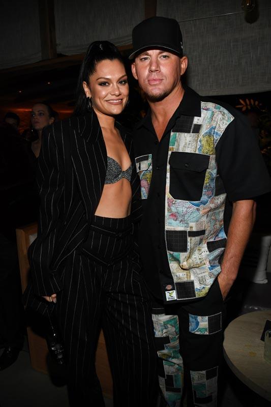 Zoe Kravitz and Channing Tatum, the new Hollywood couple?