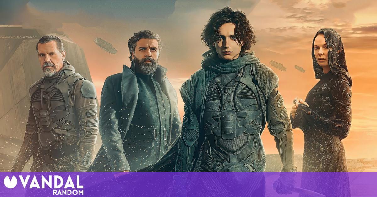 Denis Villeneuve does not rule out that 'Dune' becomes a trilogy