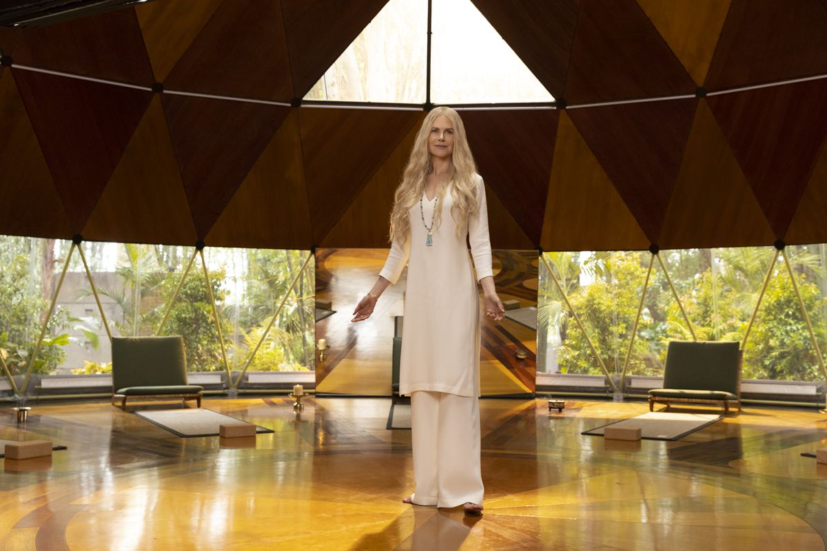 Nicole Kidman's spiritual retreat on television