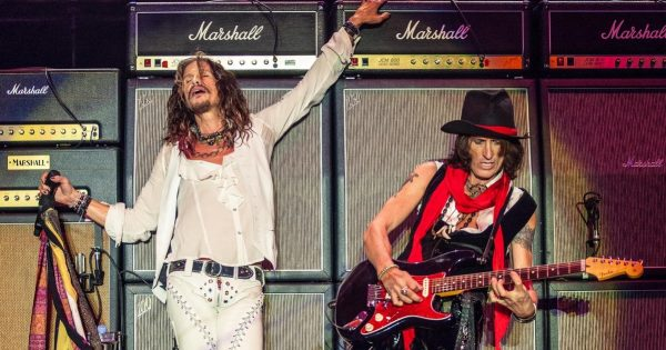 The 50 years of Aerosmith with everything: the band secured its entire musical catalog