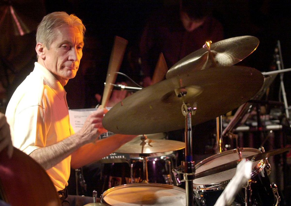 Elton John, Paul McCartney, Liam Gallagher and other musicians say goodbye to Charlie Watts