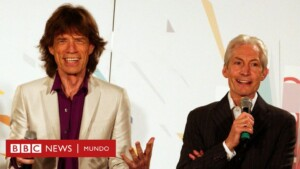 """""""I'm not your drummer, you're my singer"""": the day Charlie Watts punched Mick Jagger of the Rolling Stones - BBC News World"""