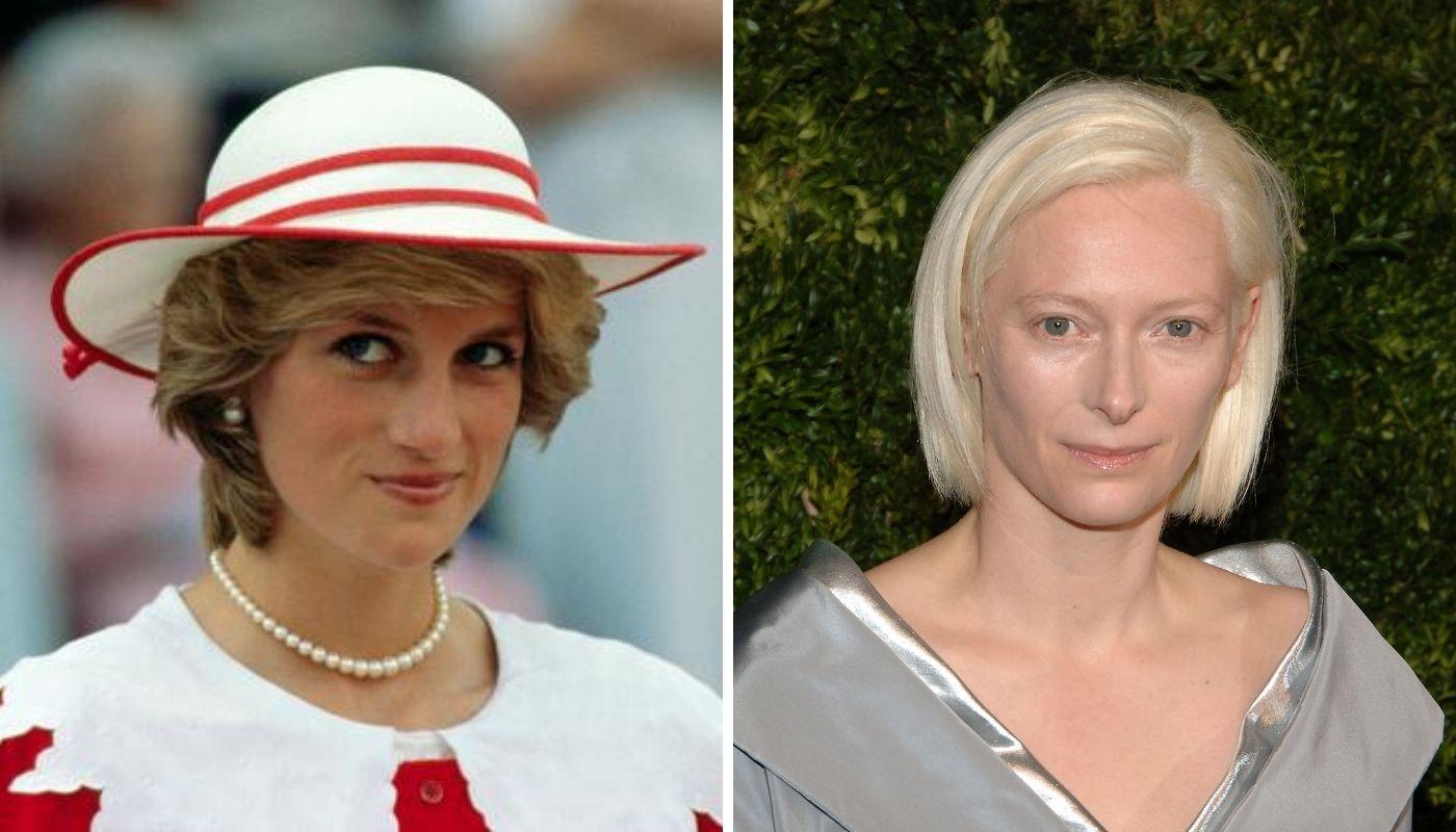 1629961453 Princess Diana and Tilda Swinton studied together 14 celebrities who