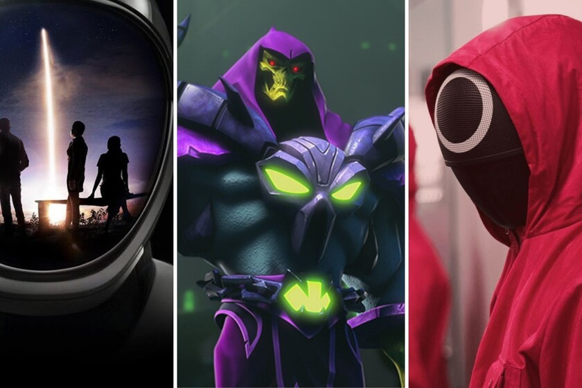 Netflix premieres in September 2021: 77 original series, films and documentaries