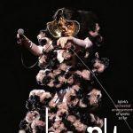 Björk in concert at La Seine Musicale in July 2020