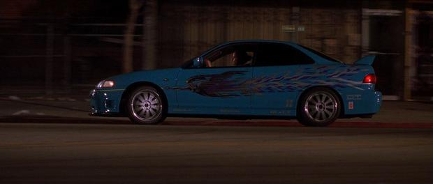 """One of the unforgettable cars of """"Fast and furious"""". (Foto: Universal Pictures)"""