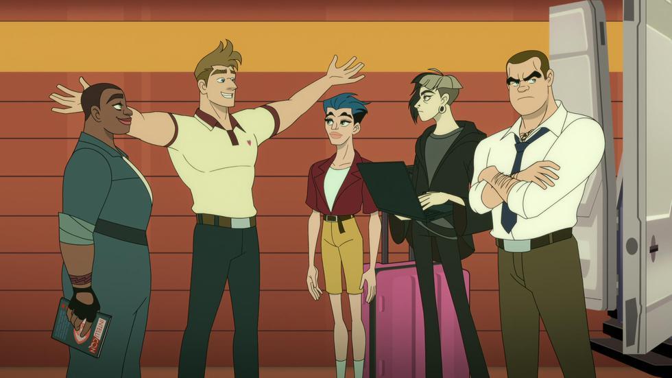 Un superespía gay y su variopinto escuadrón LGBTQ luchan por demostrar su valor a la agencia que los subestima. Primero en West Hollywood, ¡después el resto del mundo!