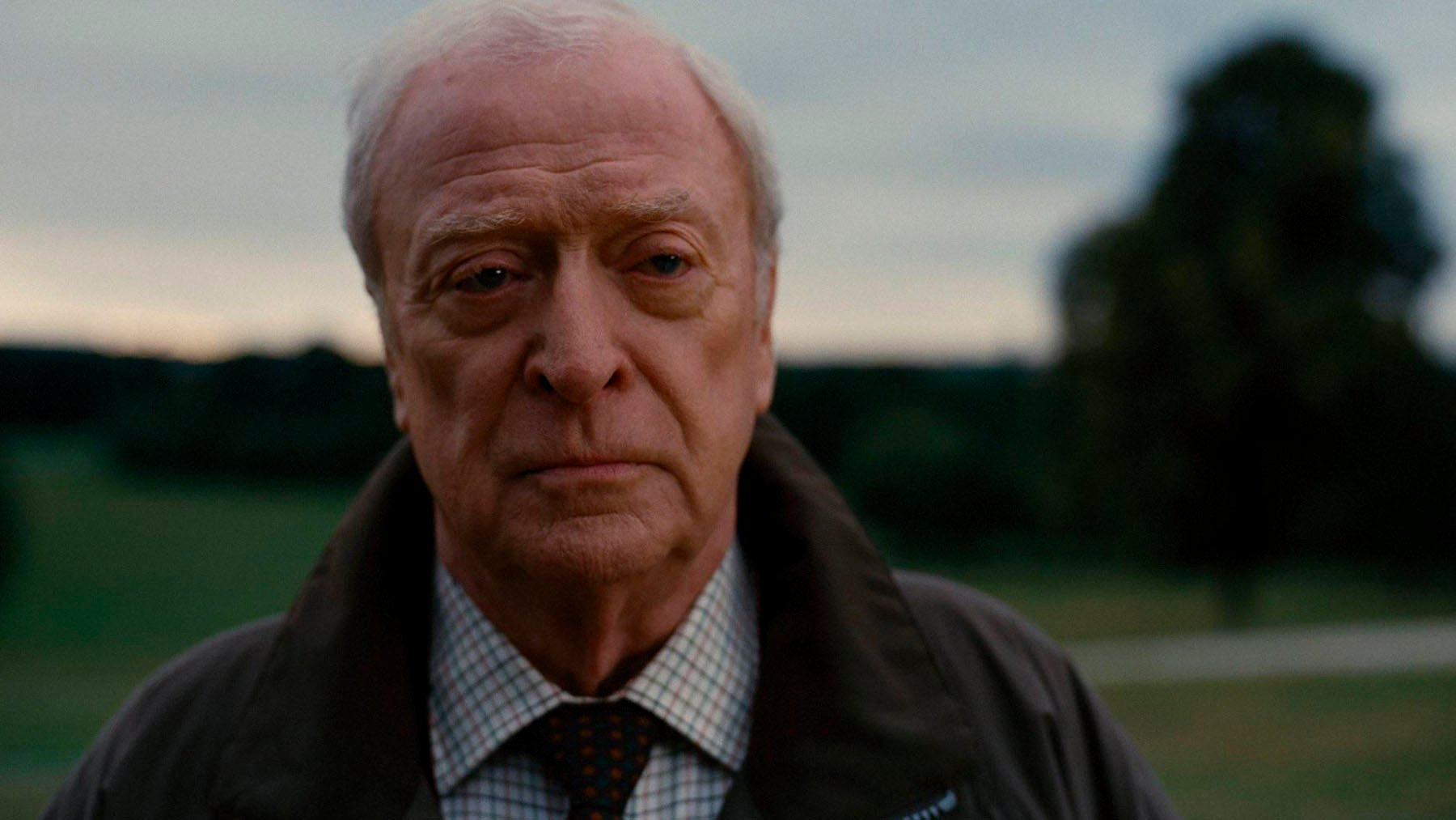 1630063654 Snake eyes the nickname with which they call Michael Caine