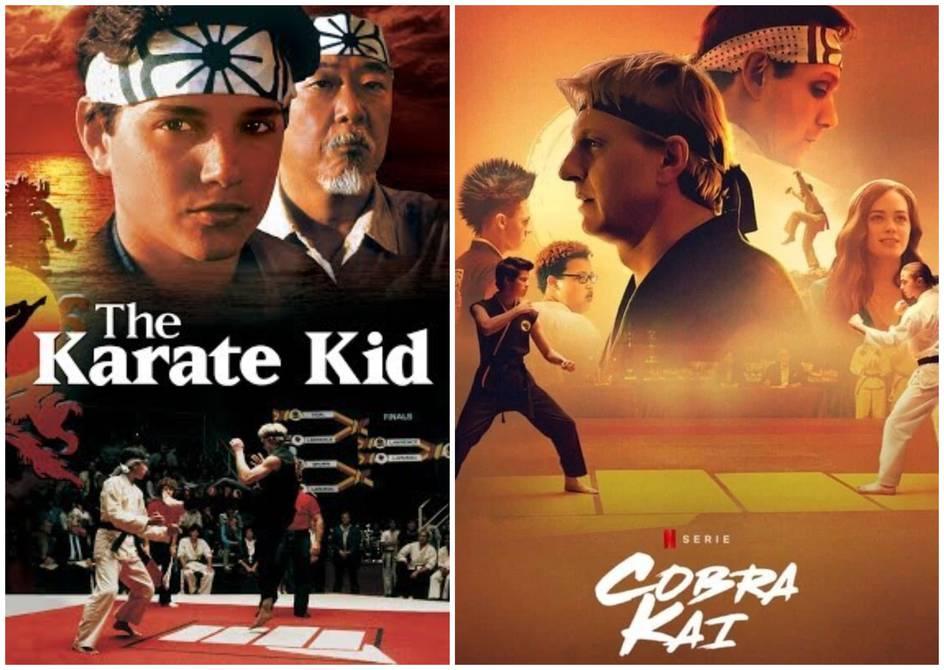 1630118747 Cobra Kai the sequel to Karate Kid that ensured its
