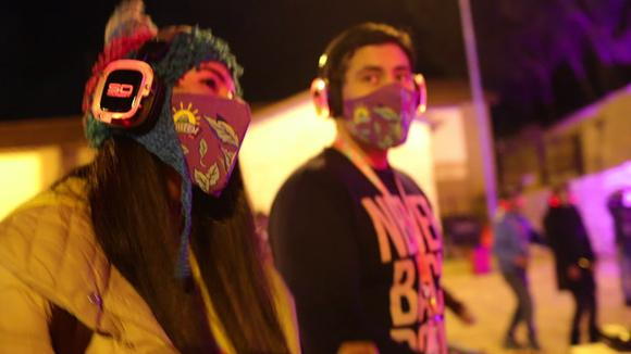 Apufest Play: this is how the silent concert was lived in Cusco
