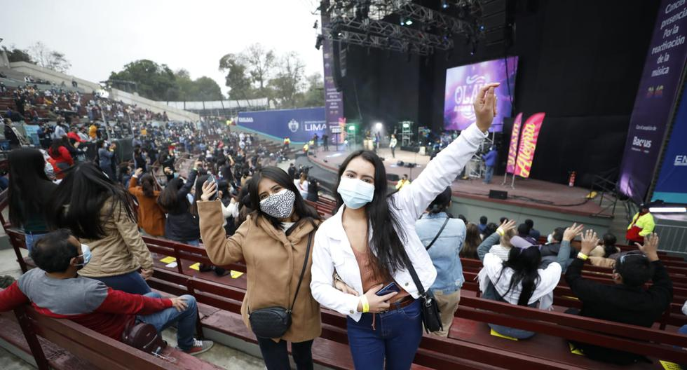 Face-to-face concerts are back: the cultural reactivation that could have been done before and better