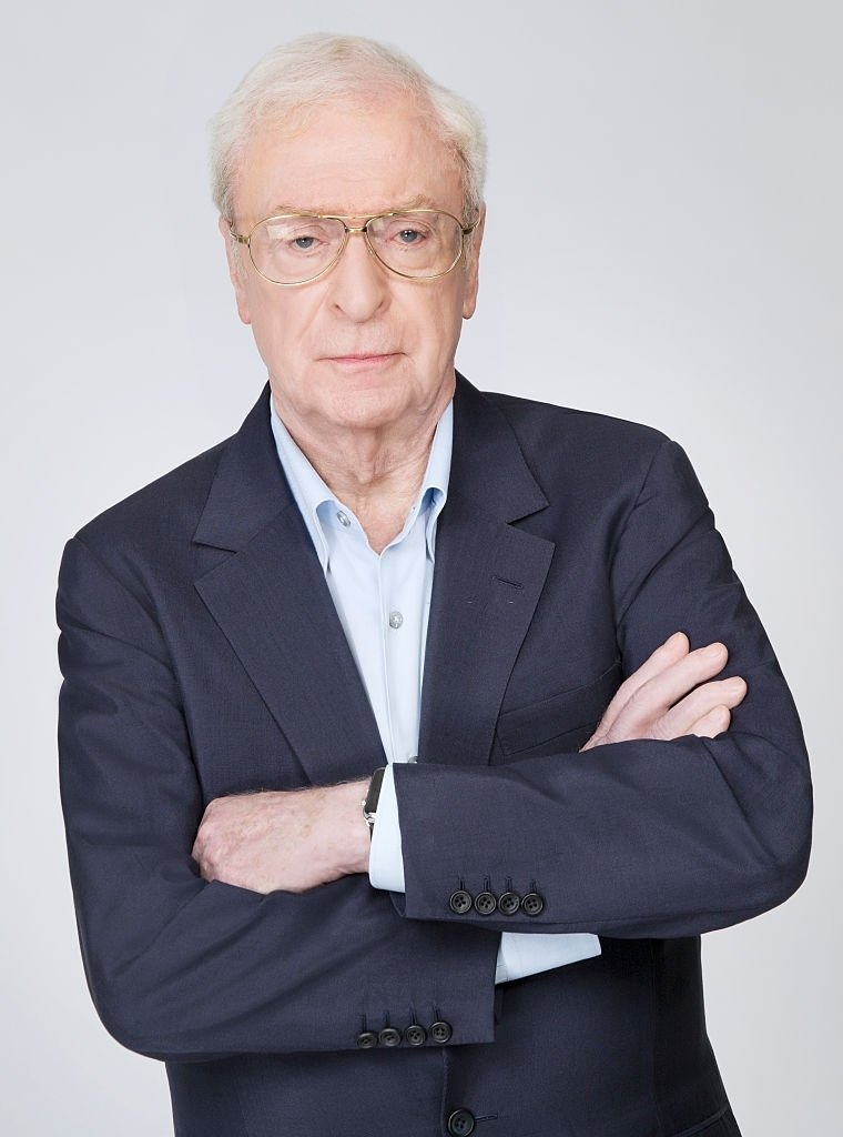 Actor Michael Caine is pictured for The Los Angeles Times on November 14, 2015 in Los Angeles, California.,   Photo: Getty Images