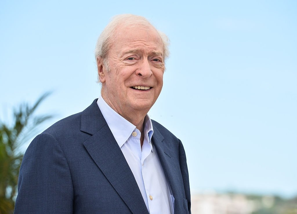 """Michael Caine attends the photocall of """"Youth"""" during the 68th annual Cannes Film Festival on May 20, 2015 in Cannes, France.   Photo: Getty Images"""