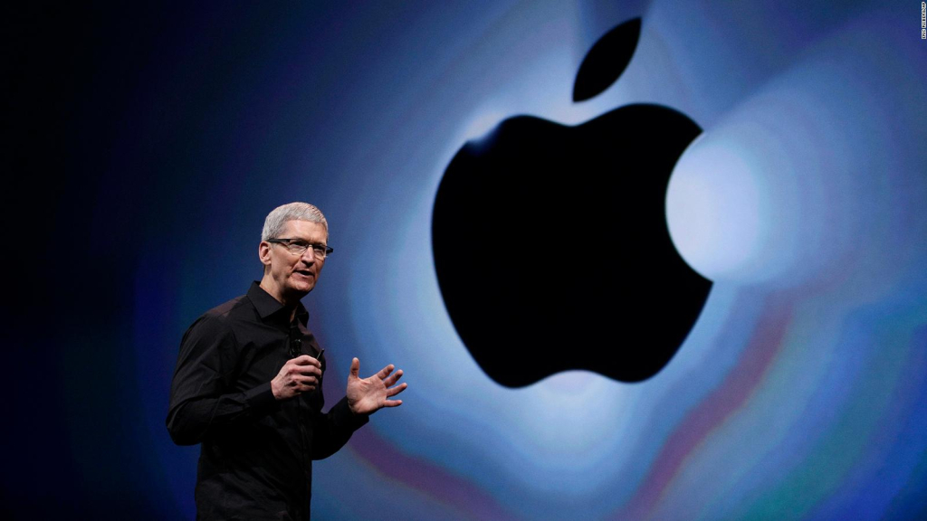 Apple celebrates a decade with Tim Cook as CEO
