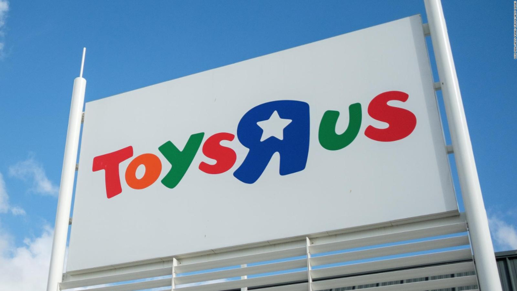 """Toys """"R"""" Us is back ... again"""